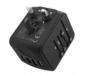 best travel adapter