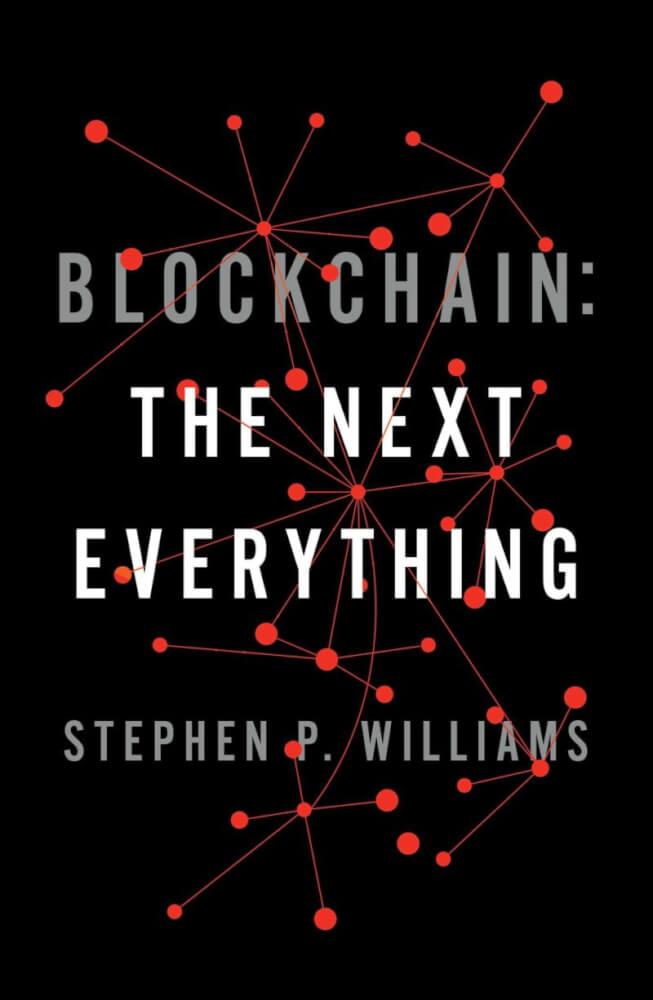 Blockchain: The next everything book