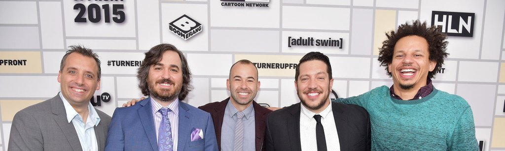 eric andre and impractical jokers